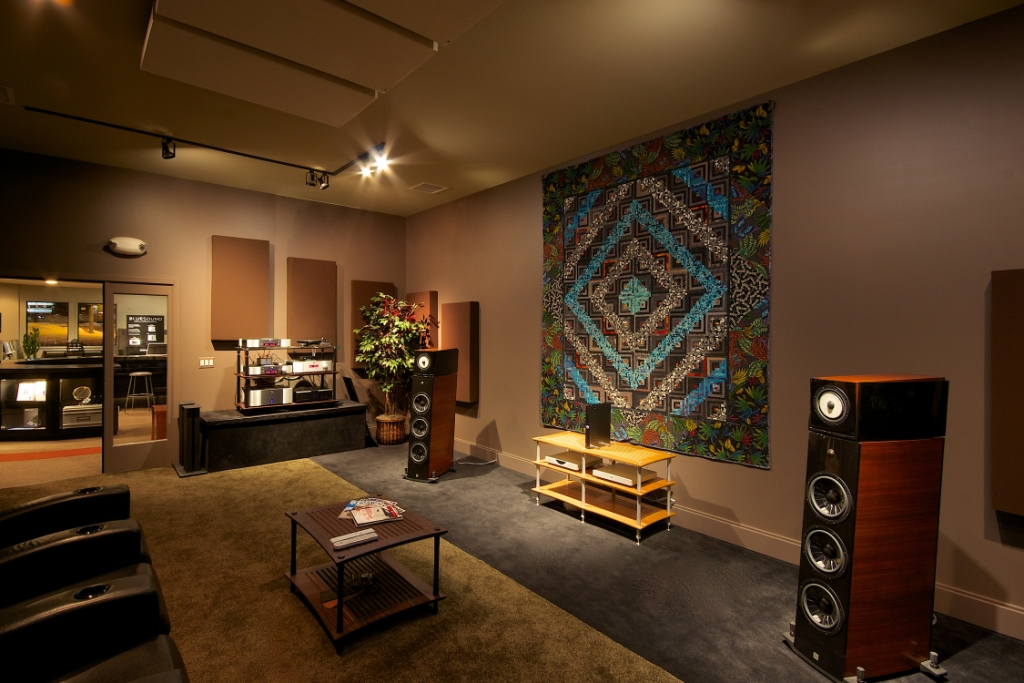 Listening Room Acoustics Gik Acoustics Europe